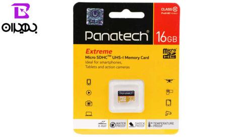 behiranpc Panatech C10 16GB Micro SD Card 1 500x273 - فلش مموری 16G پاناتک MicroSD مدل 012