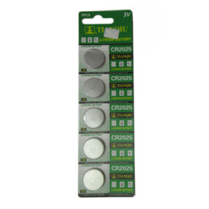 TIANQIU coin cell battery 2025