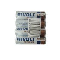 باتری قلمی Rivoli بسته 4 عددی شرینک