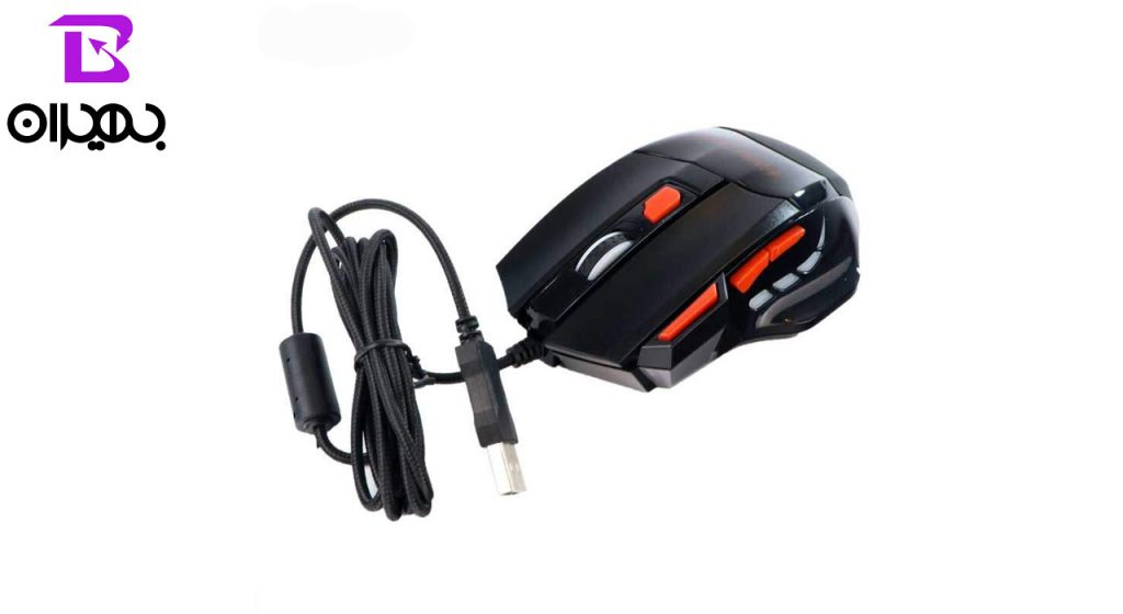 ماوس مخصوص بازی وریتی مدل V-MS5115G