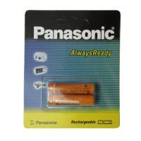 باتری نیم قلمی پاناسونیک قابل شارژ 830mah