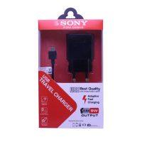 شارژر و کابل تبدیل USB به MicroUSB سونی مدل 268 9