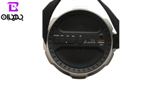 اسپیکر بلوتوث فوجی مدل S38 3