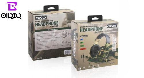 OIVO IV X1012 Gaming Headset 4