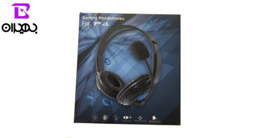 PS4 Gaming Headset 1