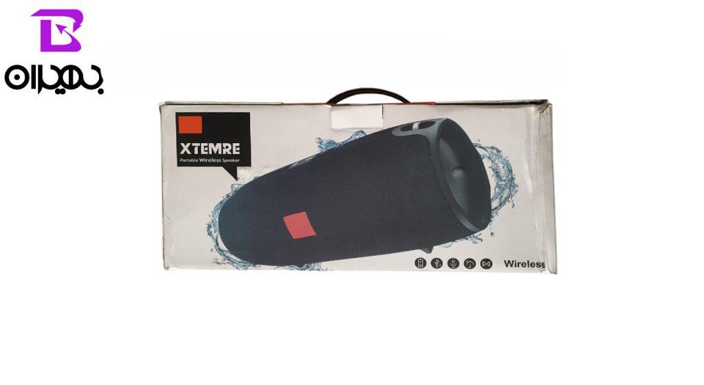 اسپیکر بلوتوث JBL مدل Xterme
