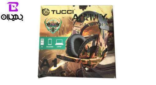 هدست گیمینگ ارتشی Tucci A1 3