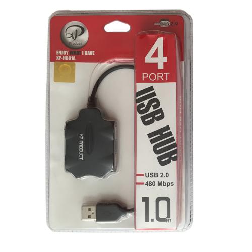 behiranpc XP Product XP H801A USB Hub 4p