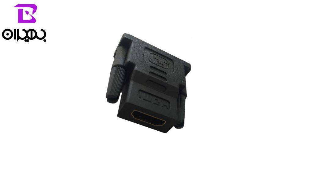 تبدیل DVI-D به HDMI مدل 109