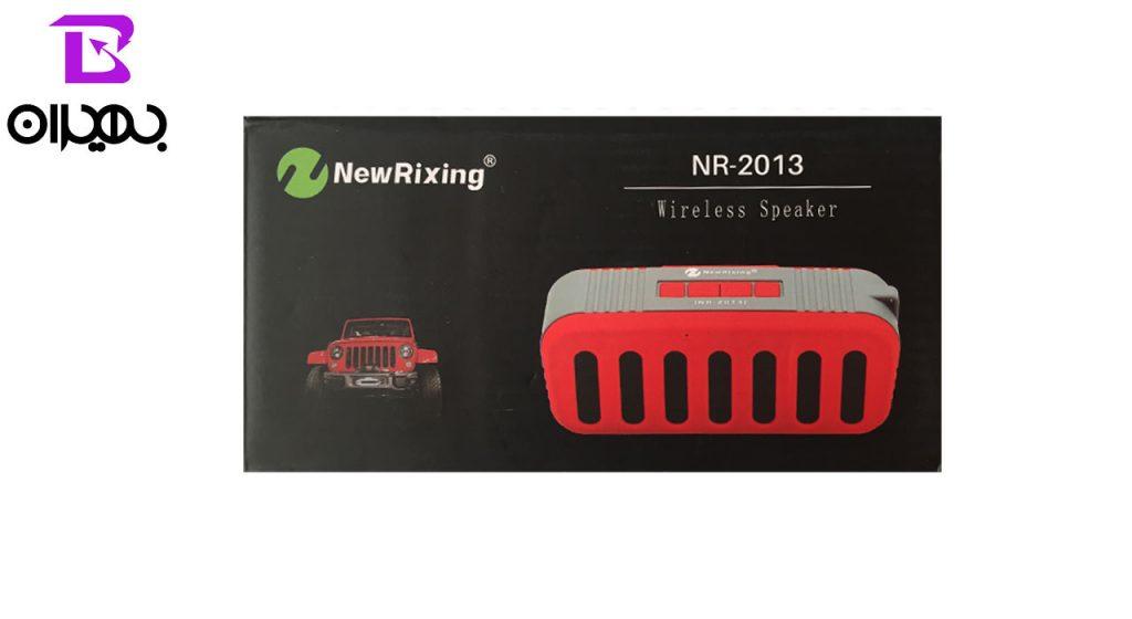 اسپیکر بلوتوثی نیوریکسینگ مدل NR-2013