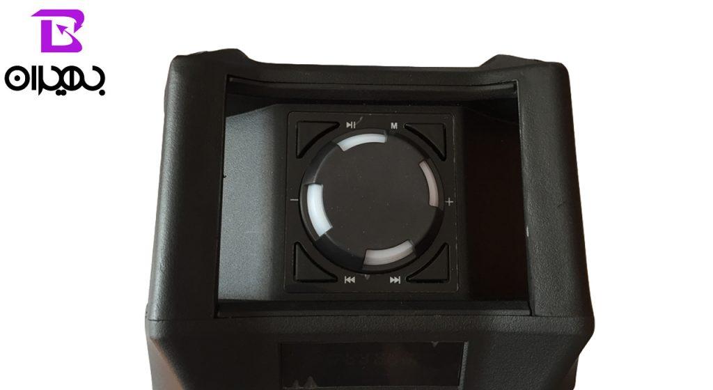 اسپیکر بلوتوثی مدل JBK-8874