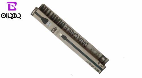 کابل USB به MicroUSB ریمکس مدل RC-028m