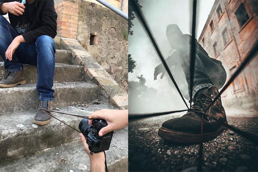 ترفند عکاسی با گوشی