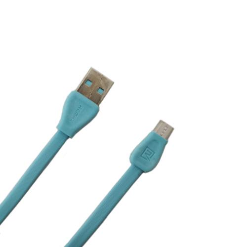 کابل USB به MicroUSB ریمکس مدل RC-028m طول 1 متر