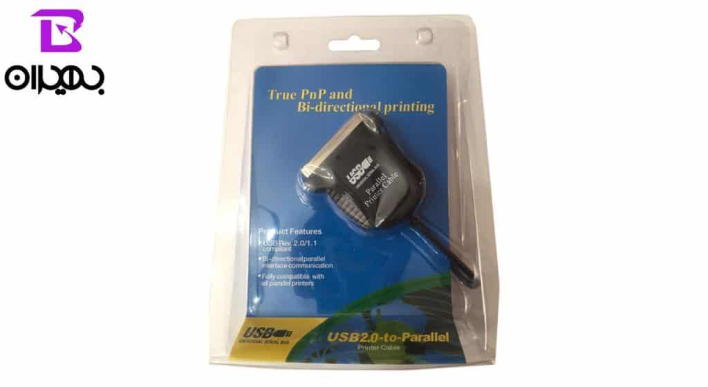 تبدیل پارالل به USB مدل 005