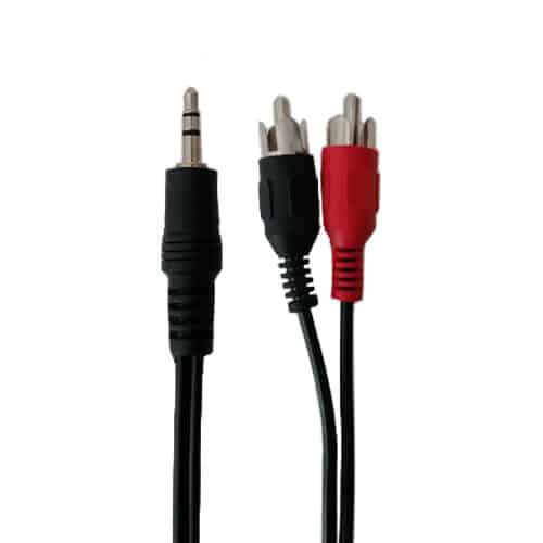 کابل 1 به 2 صدا اطلس مدل 180