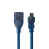 کابل MicroUSB به مادگی USB مدل 006