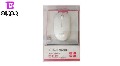 ماوس بی سیم تسکو مدل TM685 W