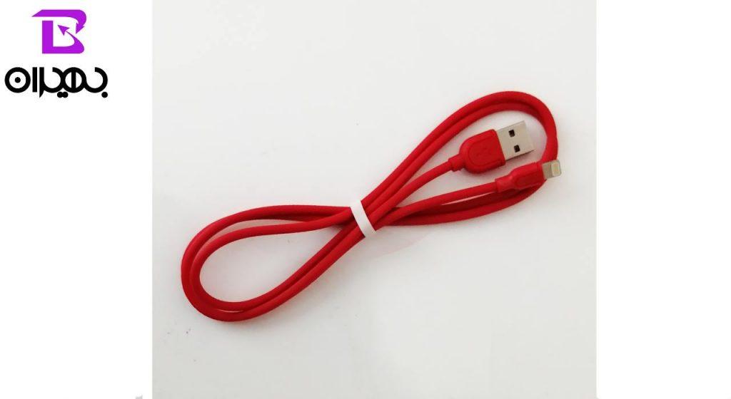 کابل USB به لایتنینگ ریمکس مدل RC-031I