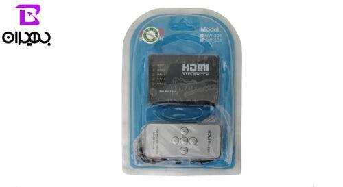 سوئیچ HDMI پنج پورت رویال مدل 006