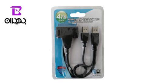 تبدیل USB به sata3 مدل 035