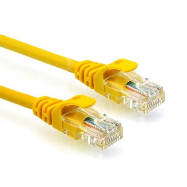 کابل شبکه Cat6 او ام دی UTP مدل K-831 طول 1 متر