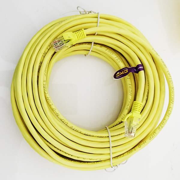 کابل شبکه Cat6 او ام دی UTP مدل K-834 طول 5 متر
