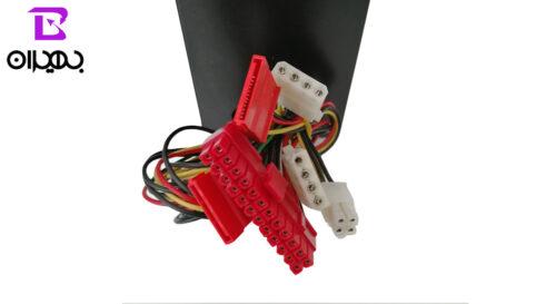 منبع تغذیه کامپیوتر RED مدل raider 230w