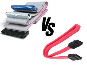 تفاوت بین SATA و IDE چیست ؟