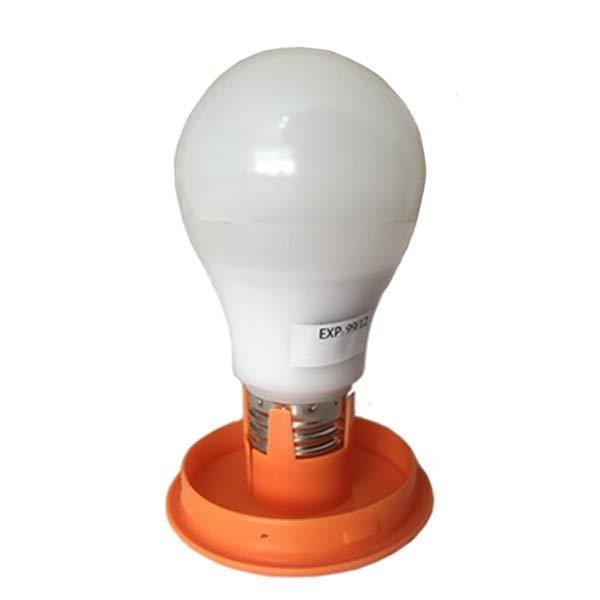 لامپ تاپ مدل 9w رنگ مهتابی