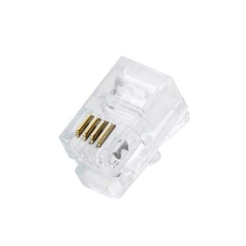RJ09 RJ10 Socket