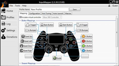 اتصال دسته PS4 به کامپیوتر با کابل