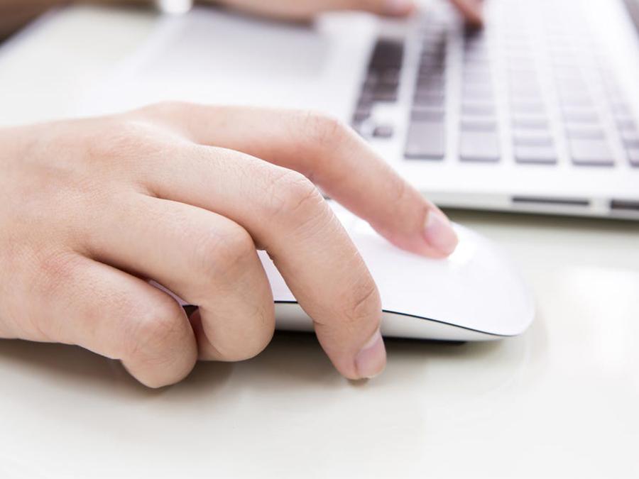 اتصال ماوس بی سیم به کامپیوتر