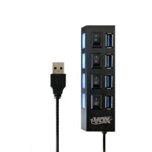 هاب X-VOX USB2.0 مدل x-816