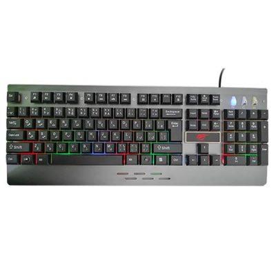 کیبورد مخصوص بازی هویت مدل HV-KB460L