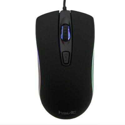ماوس مخصوص بازی هویت مدل HV-MS72