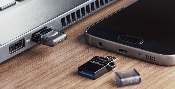 روش انتقال تصویر از لپ تاپ به موبایل اندروید