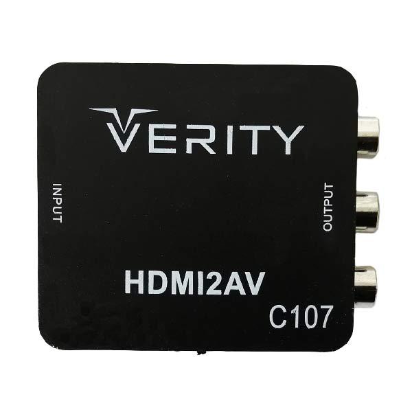 تبدیل HDMI به AV بهیران