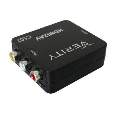 تبدیل HDMI به AV وریتی مدل C107