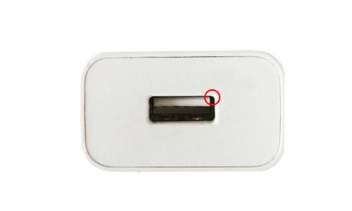 تشخیص شارژر اصلی ایفون از روی آداپتور