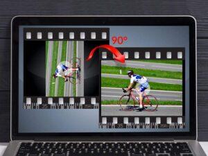 نحوه چرخاندن فیلم در کامپیوتر با 3 روش ساده