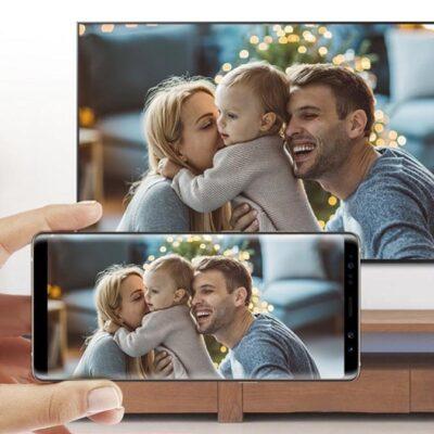 روش اتصال گوشی به تلویزیون