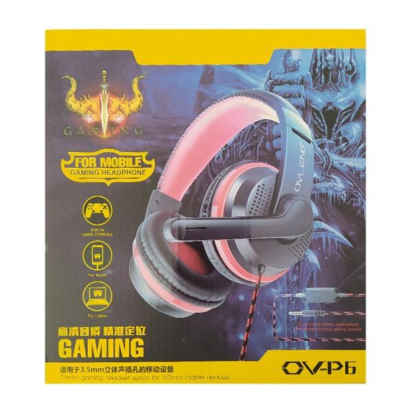 هدست مخصوص بازی OVLENG مدل OV-P6