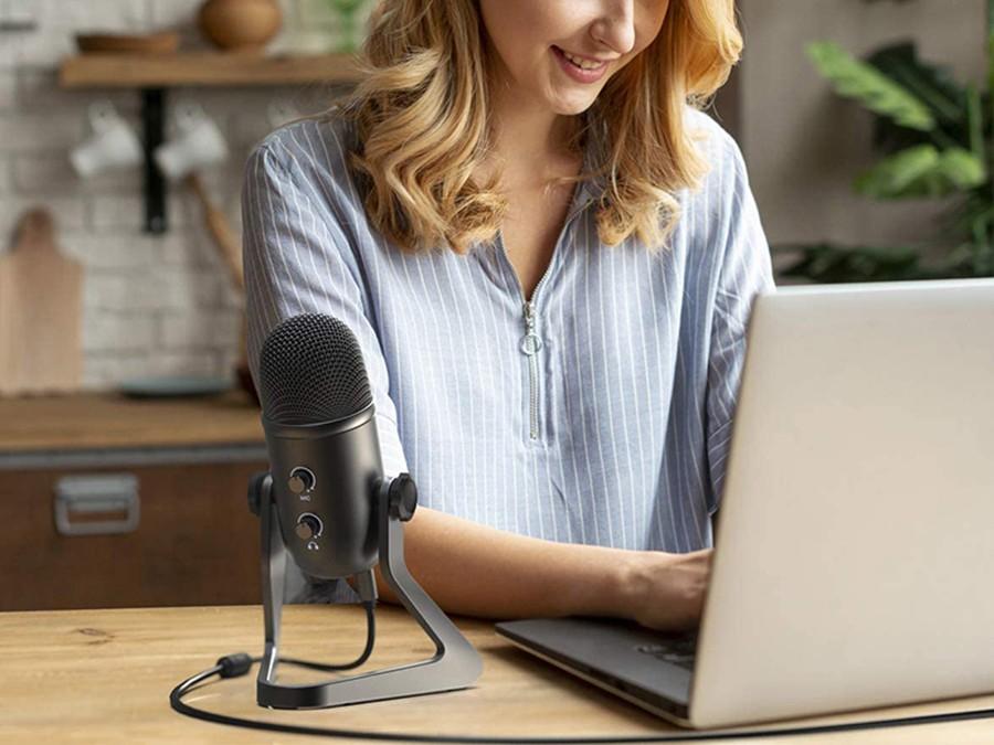 بهترین میکروفون برای کلاس مجازی