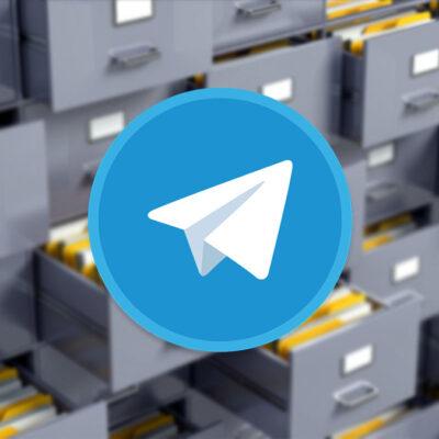آموزش پوشه بندی کانال ها در تلگرام