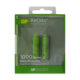 باتری شارژی نیم قلمی جی پی مدل Recyco+ بسته 2 عددی