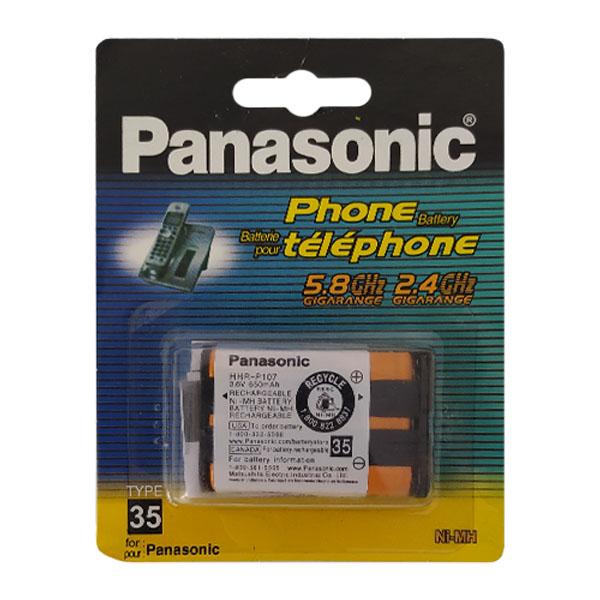 باتری تلفنی پاناسونیک مدل HHR-p107