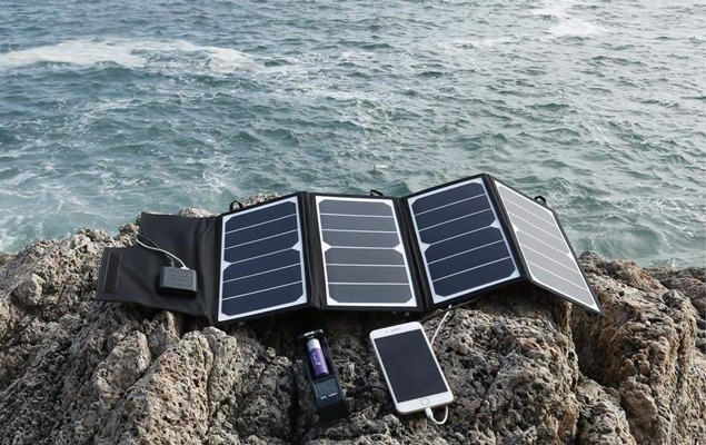 راهنمای خرید پاوربانک خورشیدی