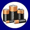 باتری غیر قابل شارژ