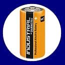 باتری متوسط